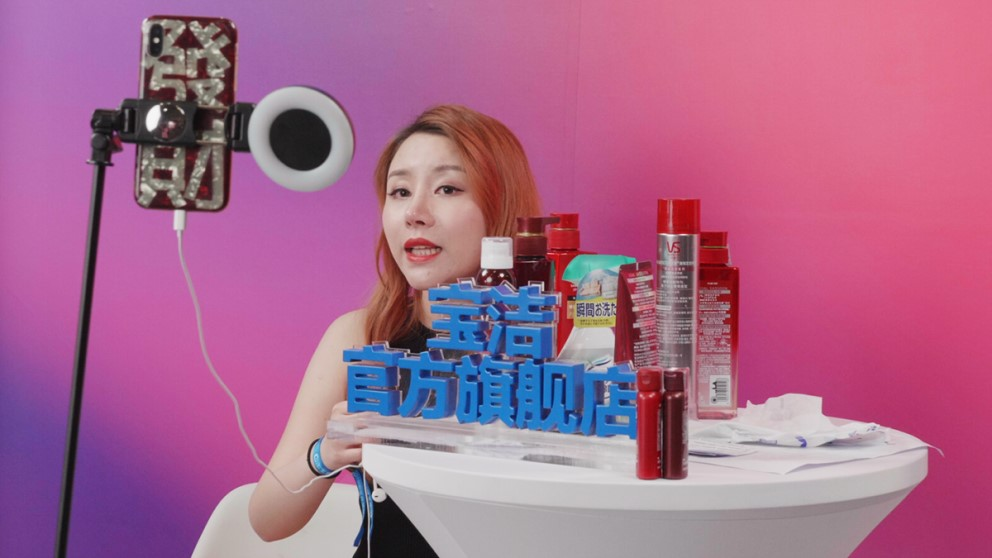 Taobao's livestreaming to sell everything from cosmetics to cars