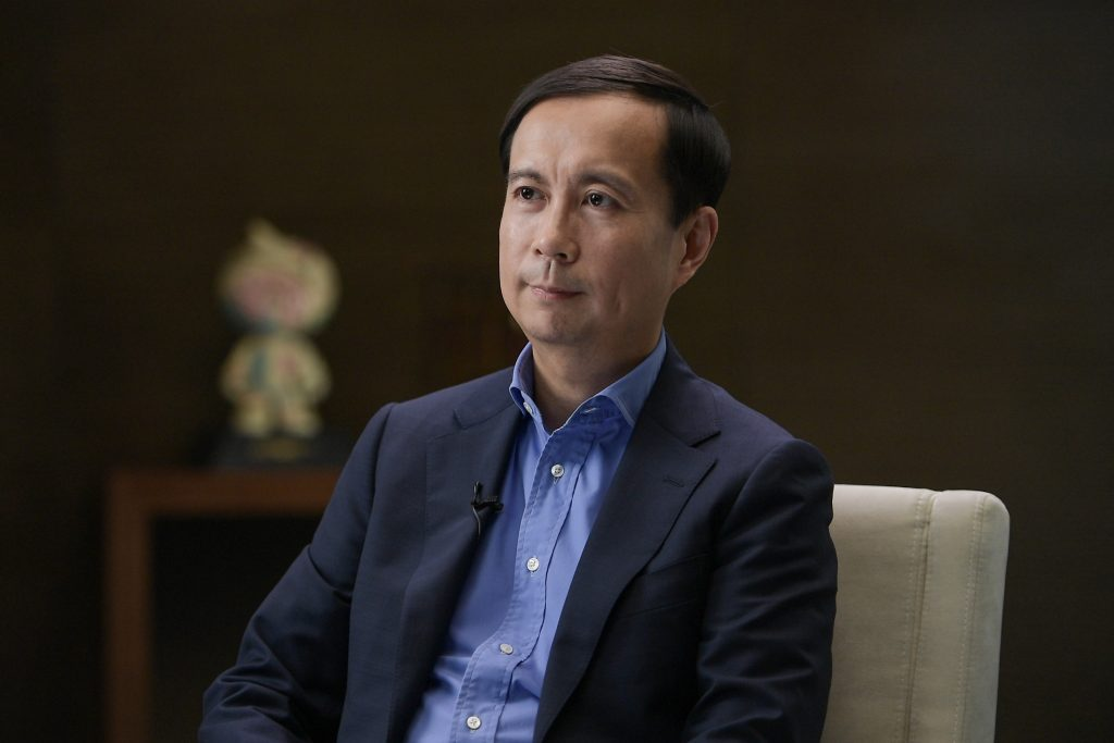 Daniel Zhang, Executive Chairman and CEO of Alibaba Group